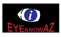 EYEknowAZ logo